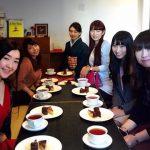 【今日は『美人カフェ』お茶会】